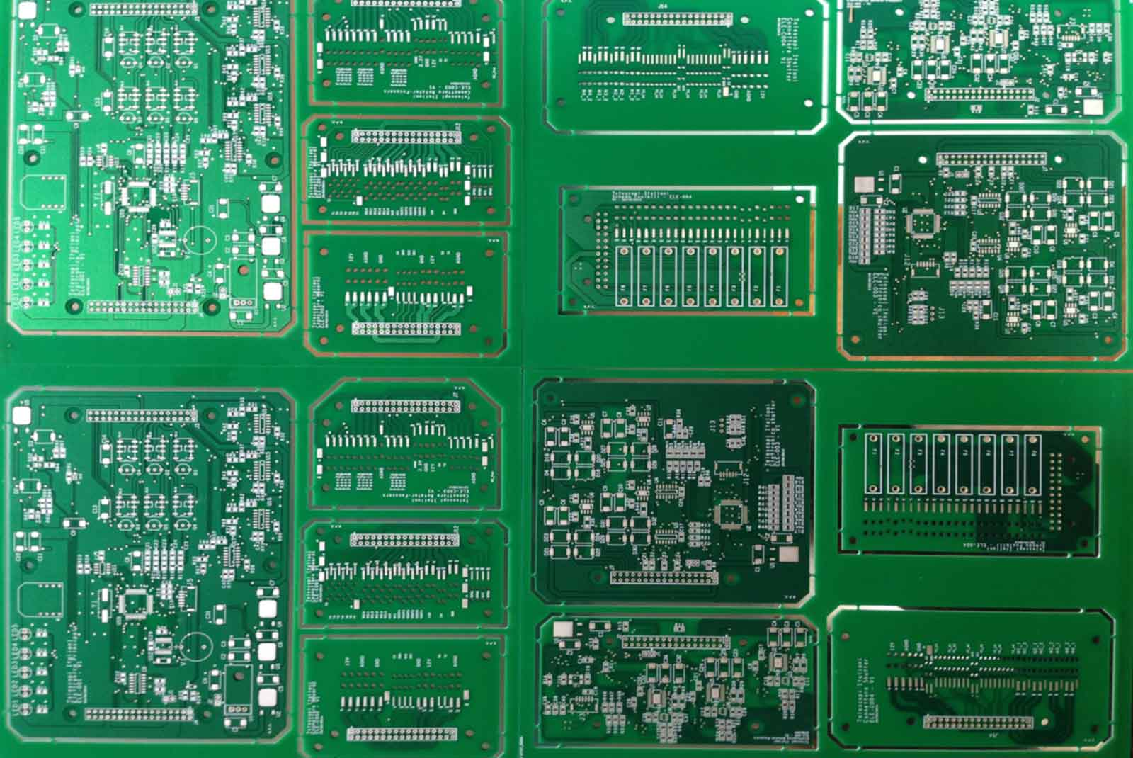 TI45 Electronic boards