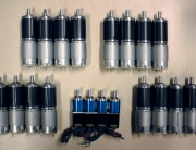 Four motor sets for TI 45
