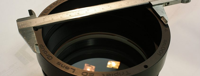 TI 45 Astrograph f/4 Lens Group